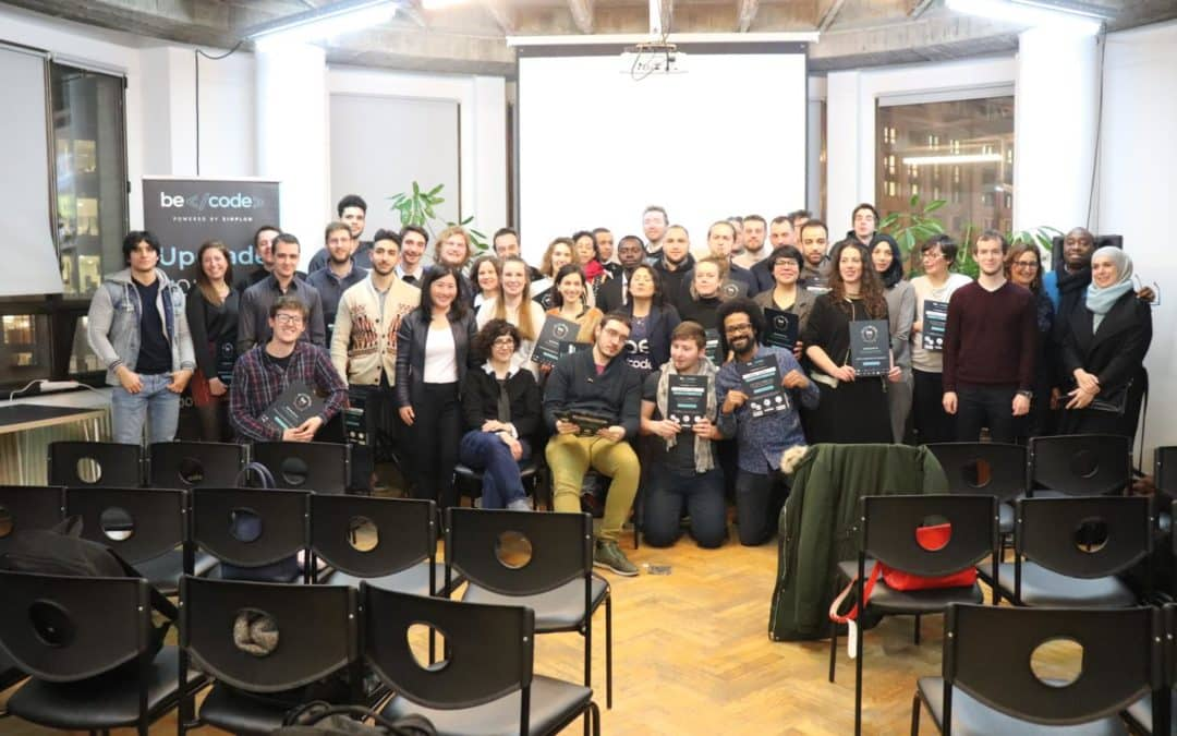 A new generation of BeCoders graduates